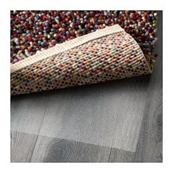 rsted rug high pile multicolour 170x240 cm ikea. Black Bedroom Furniture Sets. Home Design Ideas
