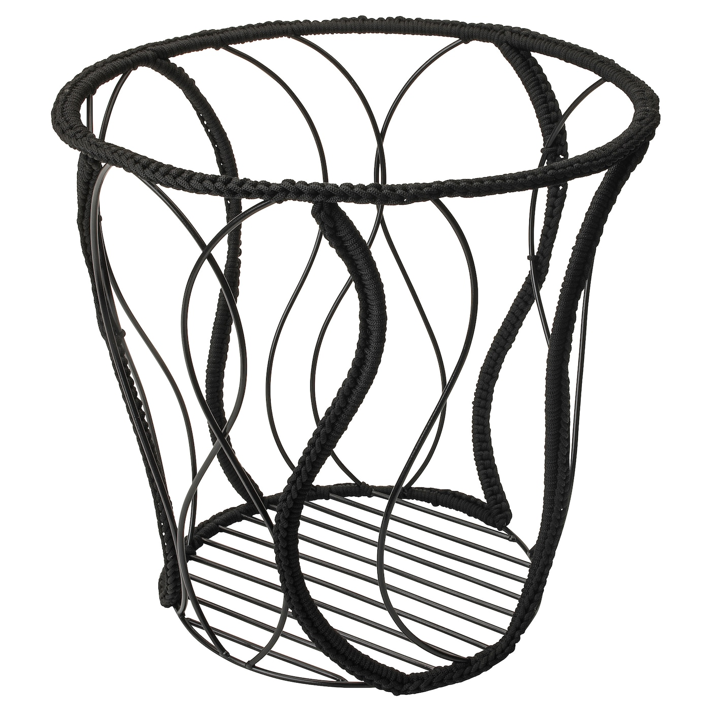 IKEA ÖVERALLT basket Keeps small items like belts, scarves and ties in place.