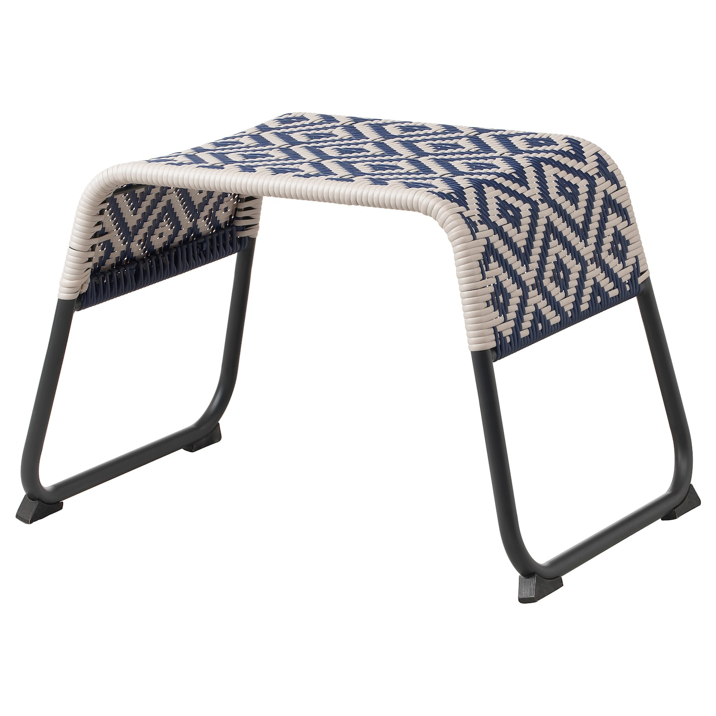 IKEA ÖVERALLT footstool You can use it as an extra seat for guests or as a footstool.