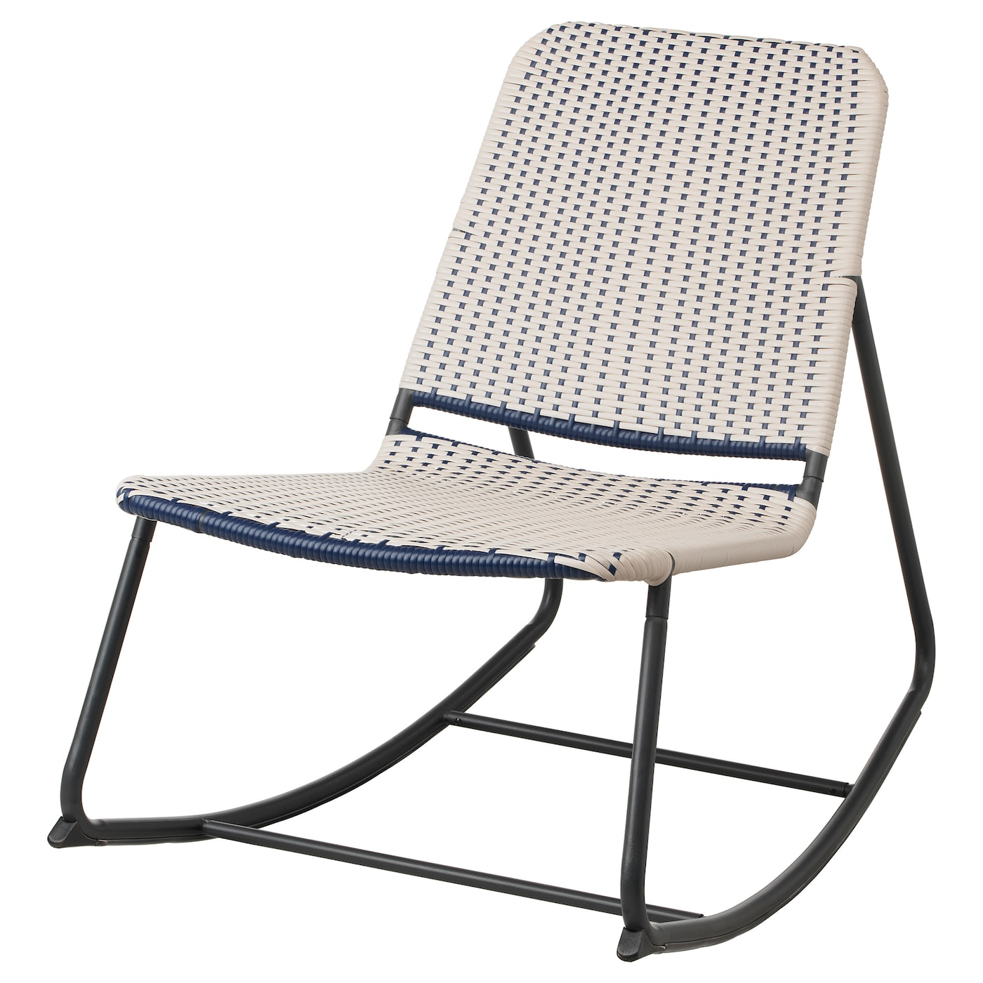 IKEA ÖVERALLT rocking-chair The gentle rocking helps your body and mind to relax.