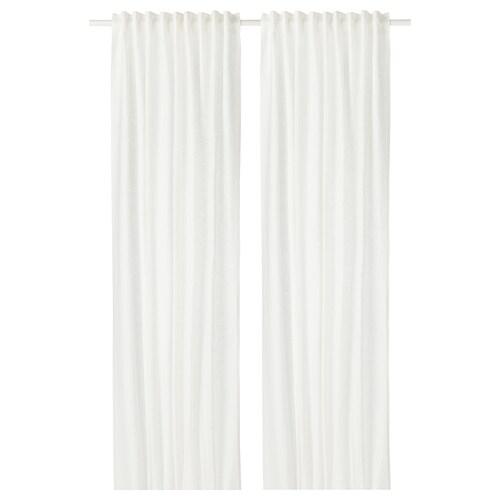 IKEA AINA Curtains, 1 pair