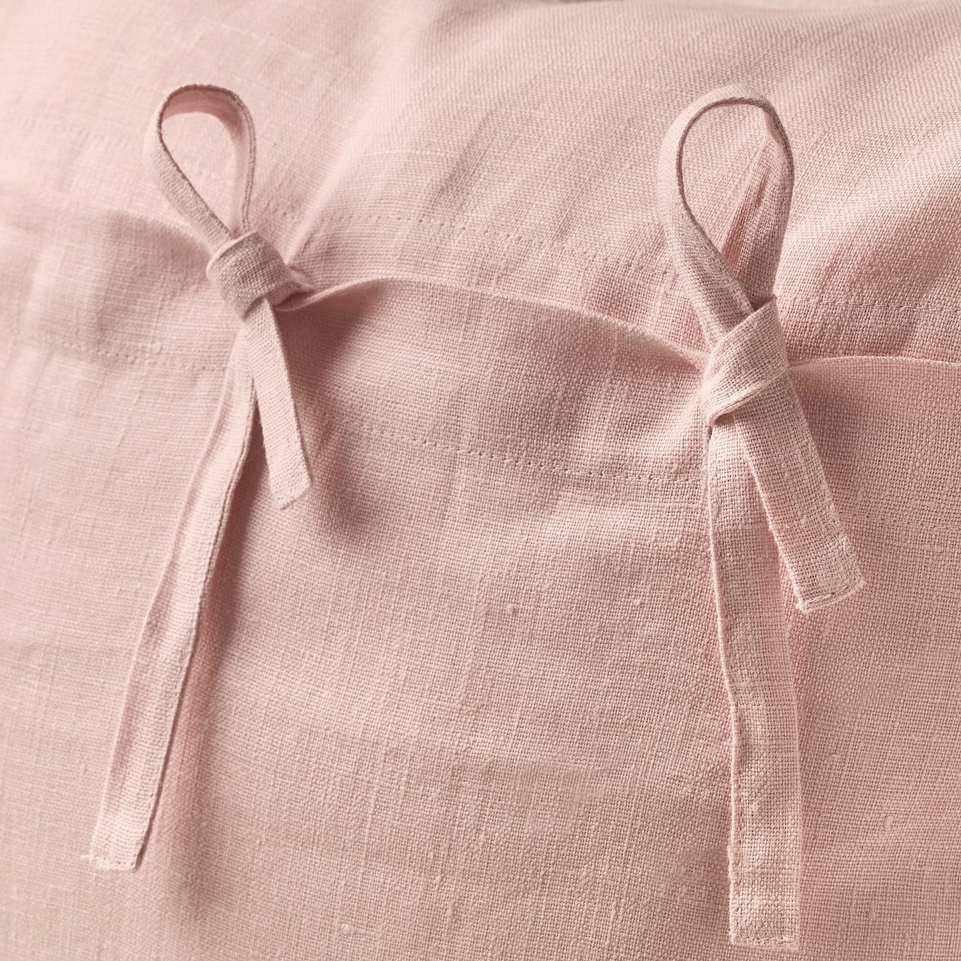 AINA Cushion cover light pink 50x50 cm