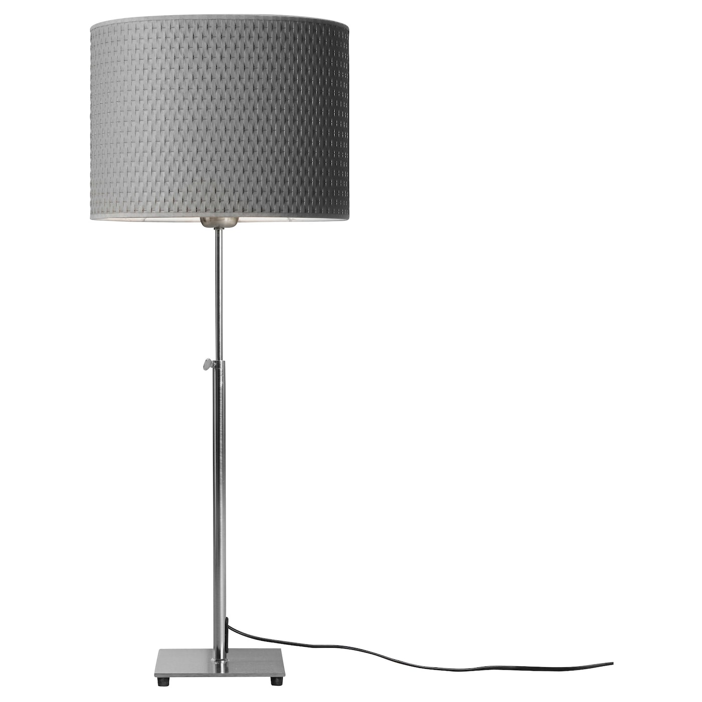 IKEA ALNG Table Lamp The Height Is Adjustable To Suit Your Lighting Needs