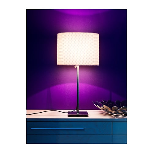 IKEA ALÄNG table lamp The height is adjustable to suit your lighting needs.