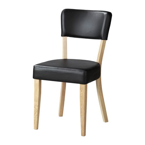 IKEA ALAFORS chair Durable, easy care seat.
