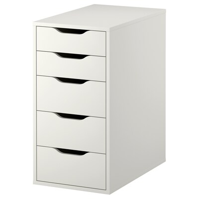 ALEX drawer unit white 36 cm 58 cm 70 cm
