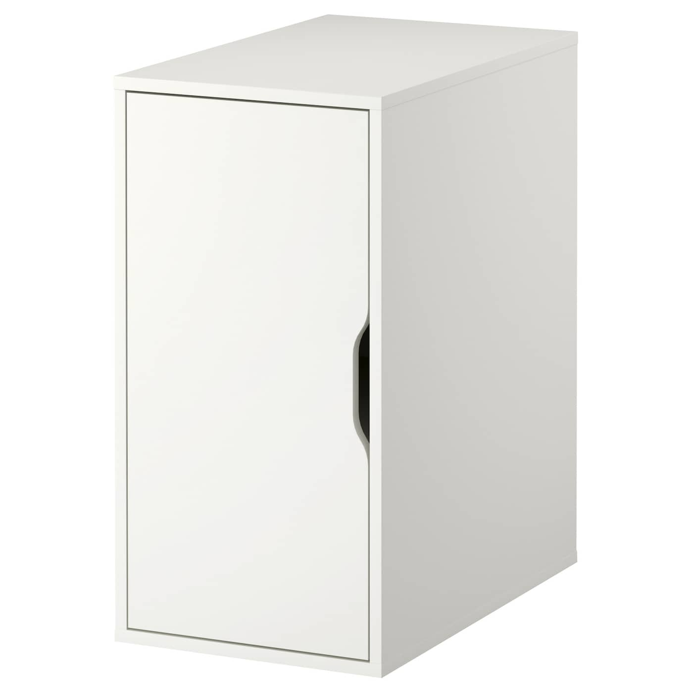 alex storage unit white 36x70 cm ikea