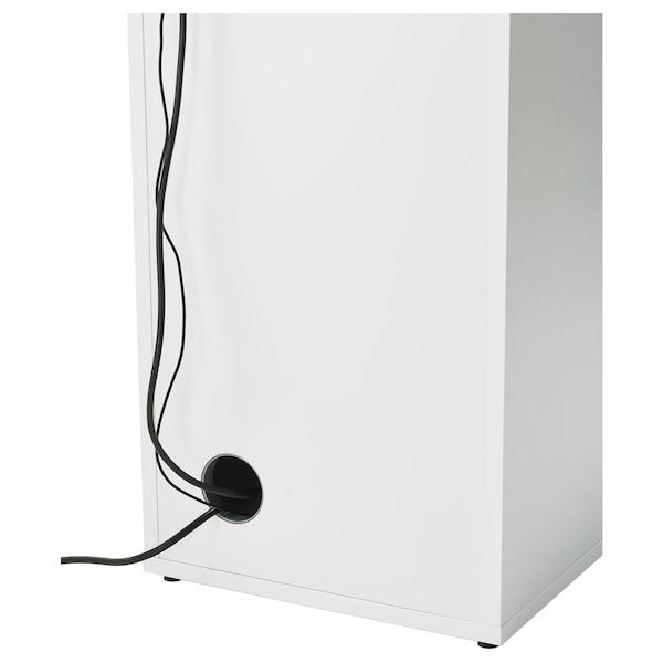 ALEX Storage unit, white, 36x70 cm