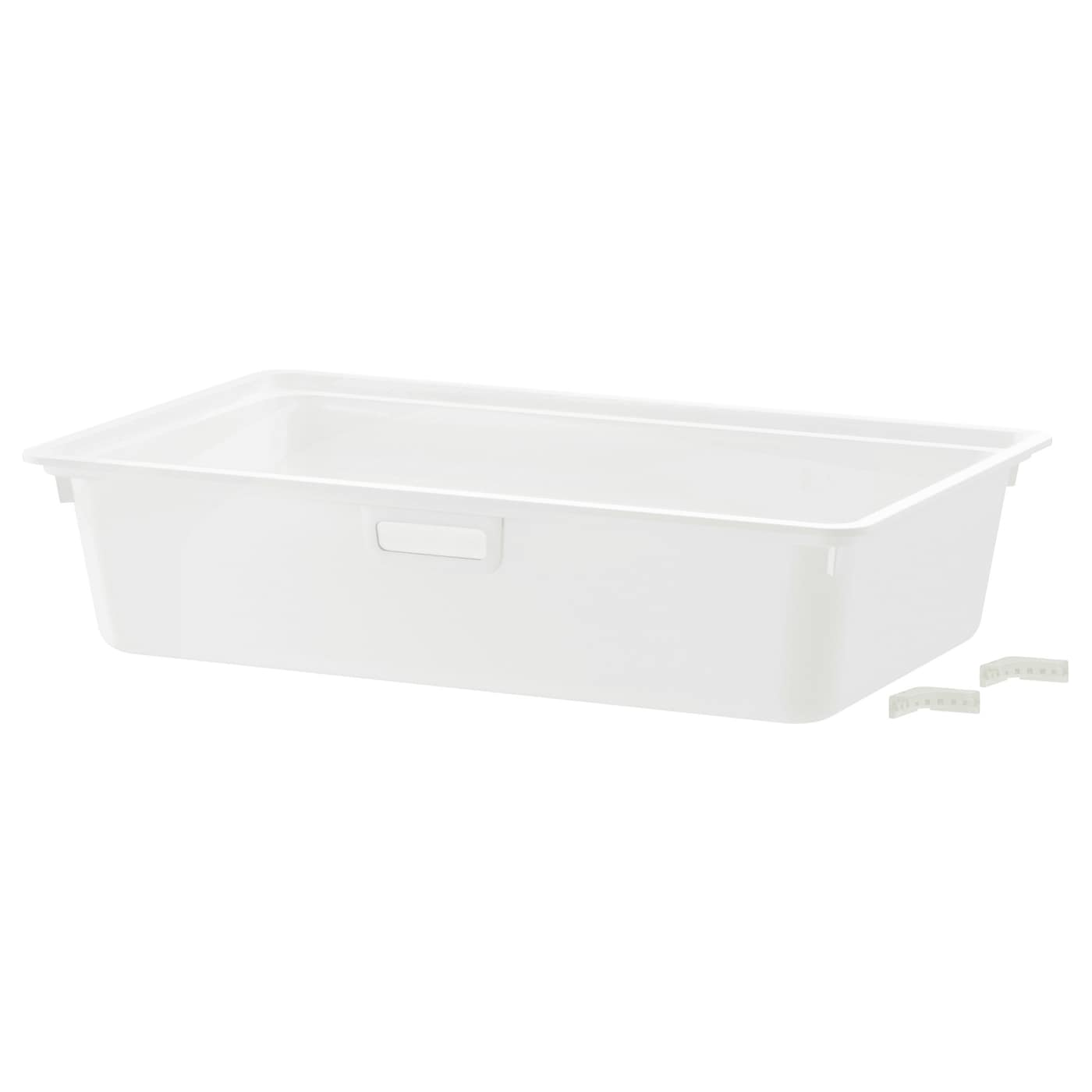 IKEA ALGOT box Practical for storing large and small things or to sort waste.