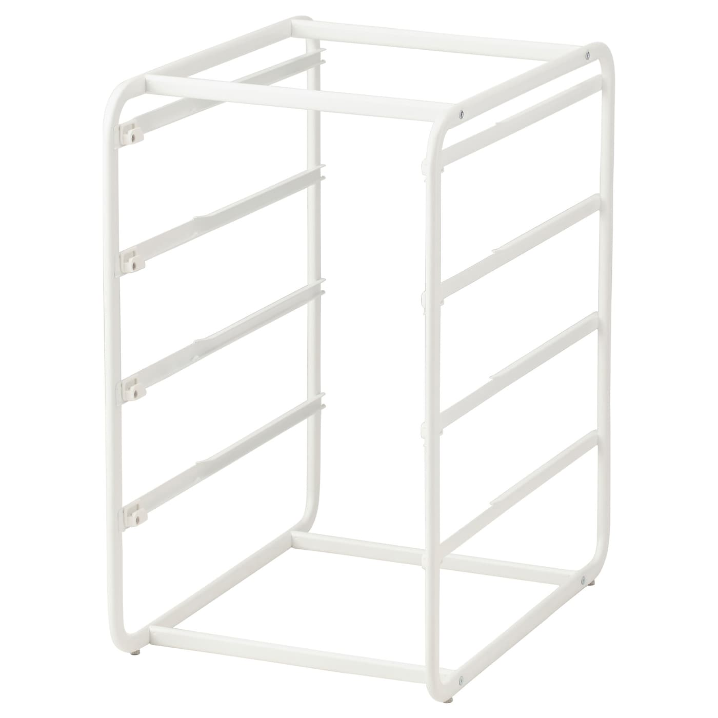 IKEA ALGOT frame Can also be used in bathrooms and other damp areas indoors.