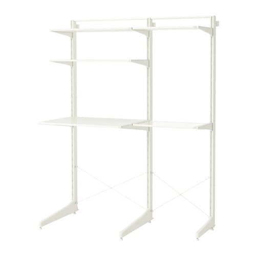 IKEA ALGOT post/foot/drying rack Can also be used in bathrooms and other damp areas indoors.