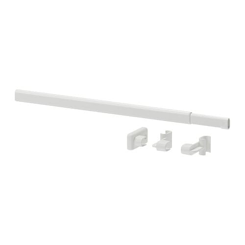 ALGOT Rod for frame IKEA The rod for frame gives you additional space for hanging clothes, bags, scarves, etc.