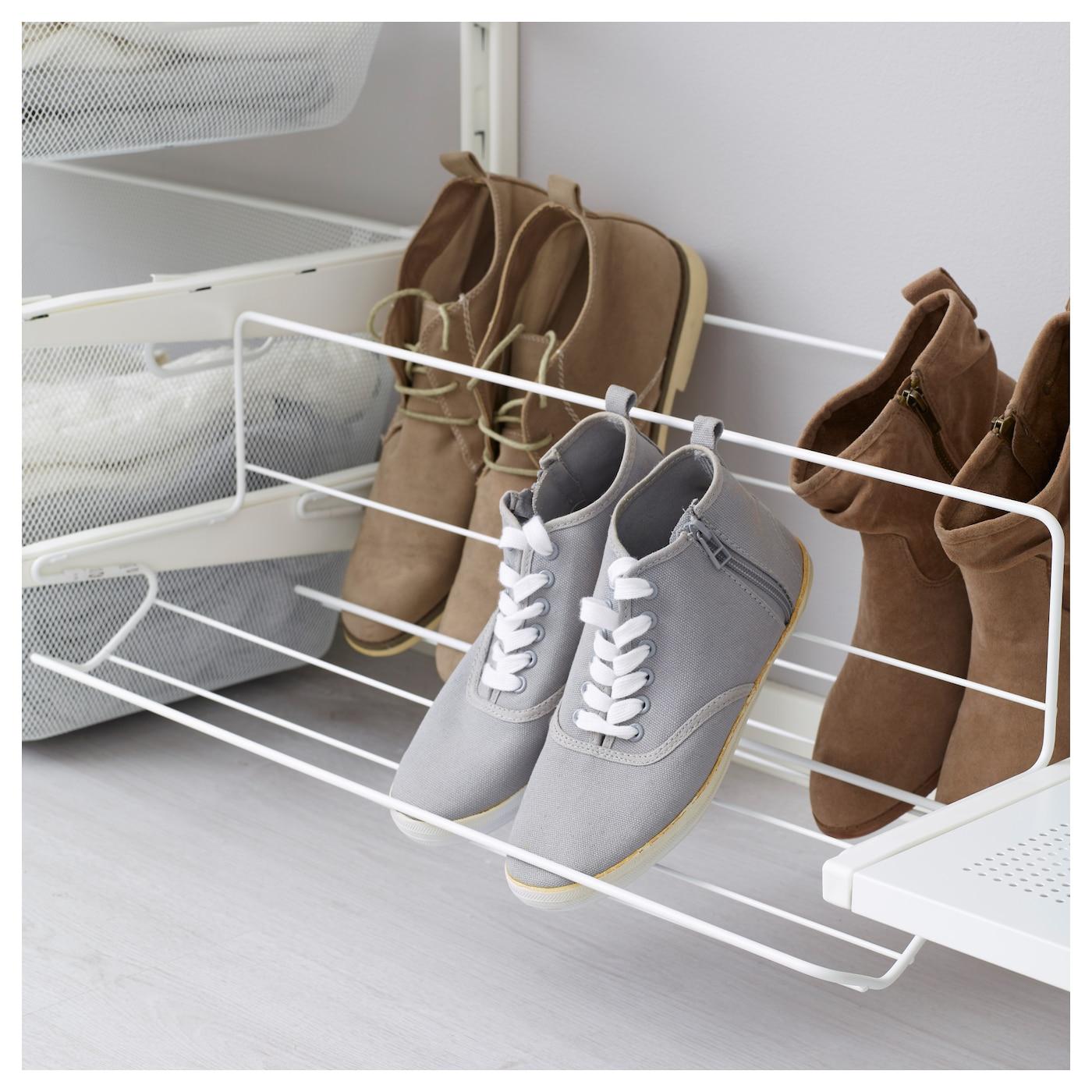 algot shoe organiser white 60 cm ikea. Black Bedroom Furniture Sets. Home Design Ideas