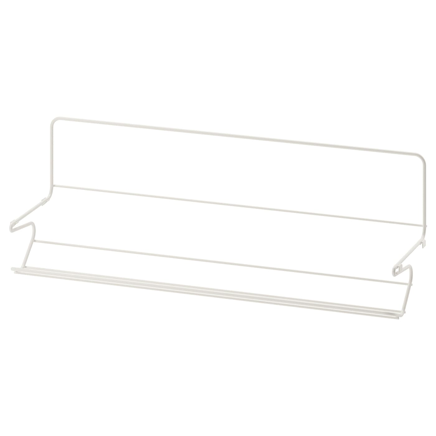 IKEA ALGOT shoe organiser Just click in on ALGOT brackets – no tools needed.