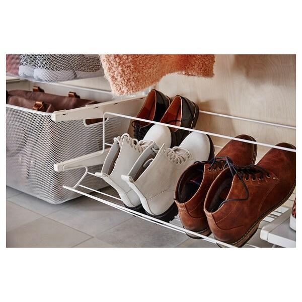 ALGOT shoe organiser white 60 cm 18 cm