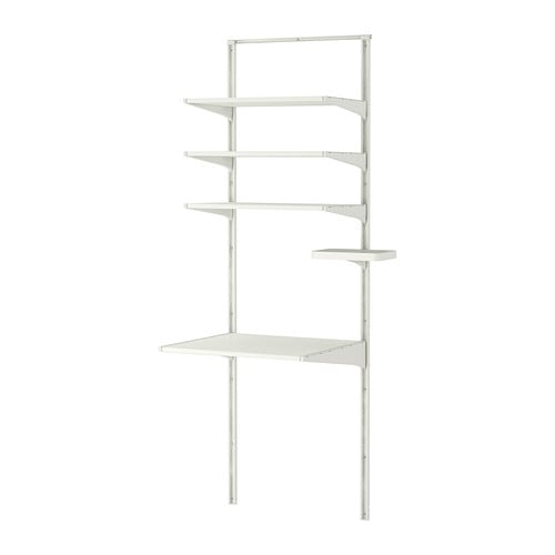 ALGOT Wall upright/shelves - IKEA