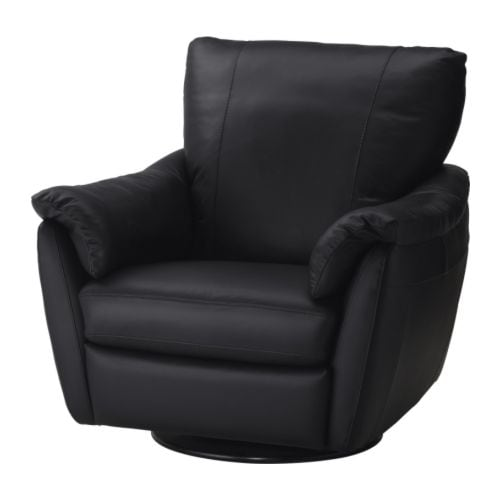 ÄLVROS Swivel/rocking/reclining/armchair IKEA Adjustable back allows you to sit or rest comfortably.