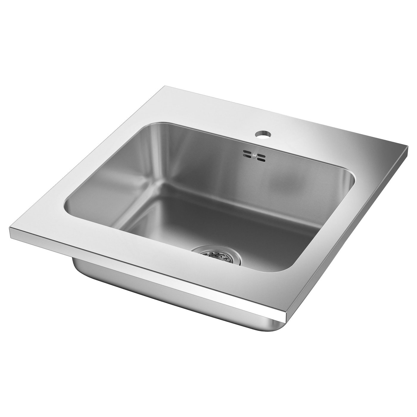ikea ammern onset sink 1 bowl 25 year guarantee read about the terms in. beautiful ideas. Home Design Ideas