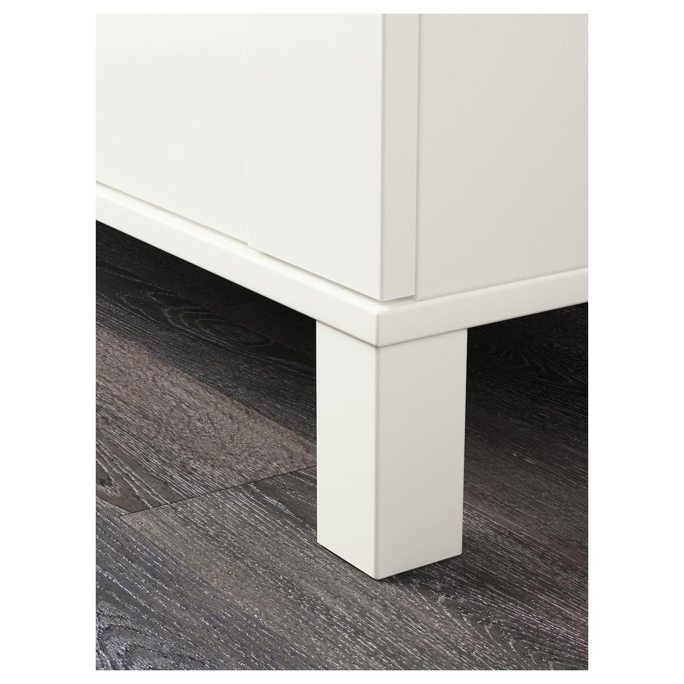 ANEBODA Wardrobe White 81 x 180 cm - IKEA