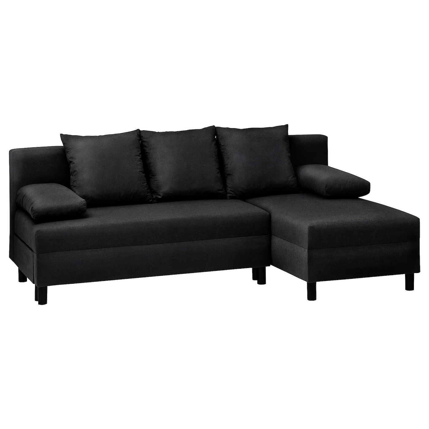 Ikea Angsta 3 Seat Sofa Bed Chaise Longue And Double In