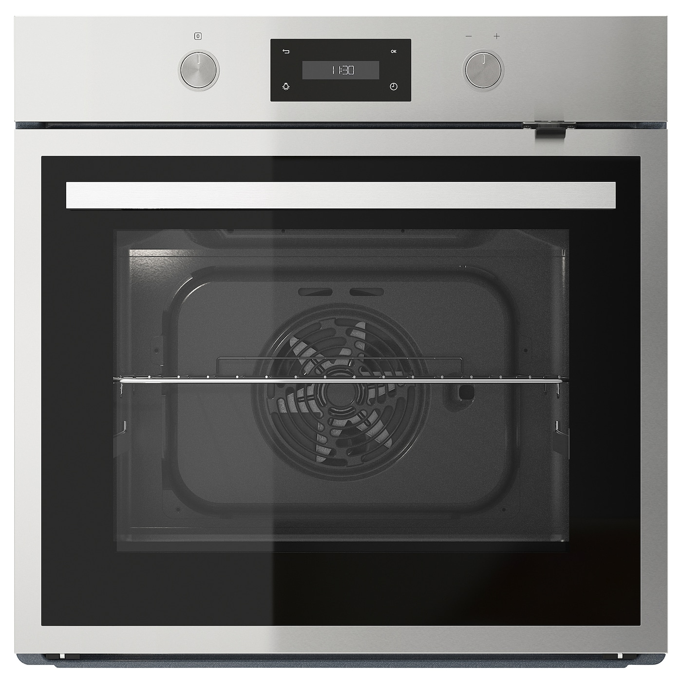 IKEA ANRÄTTA forced air oven 5 year guarantee. Read about the terms in the guarantee brochure.