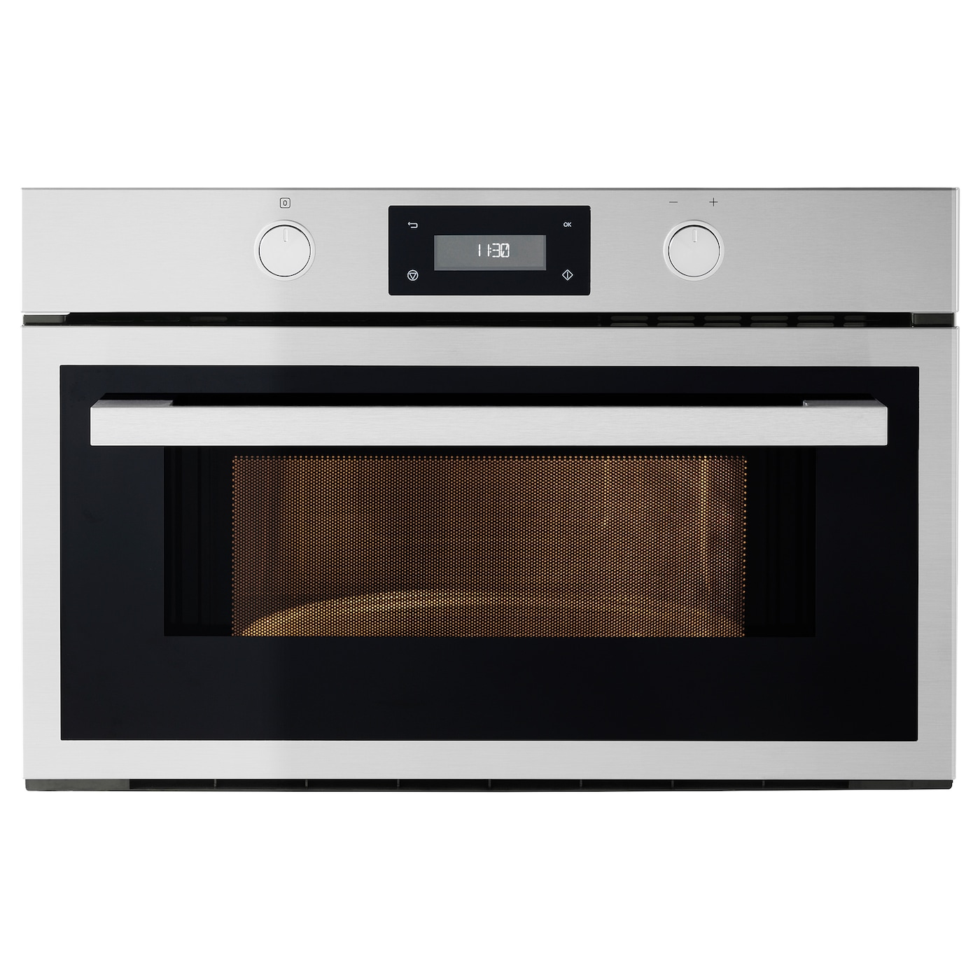 IKEA ANRÄTTA microwave oven 5 year guarantee. Read about the terms in the guarantee brochure.