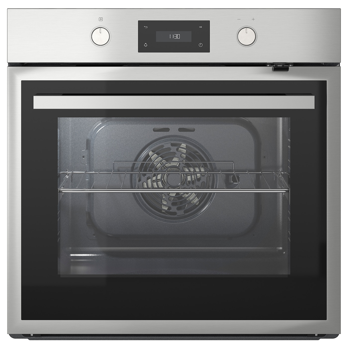 Anr Tta Forced Air Oven Stainless Steel Ikea