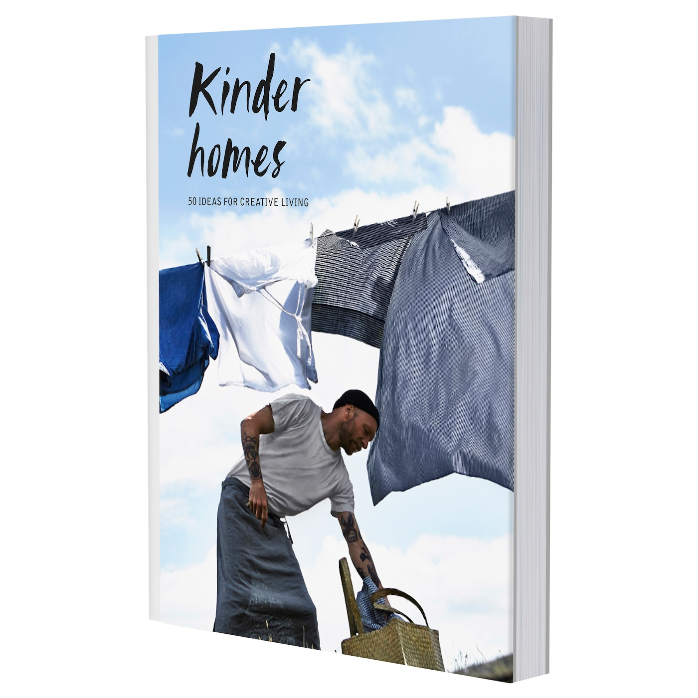 IKEA ANVÄNDBAR - KINDER HOMES book