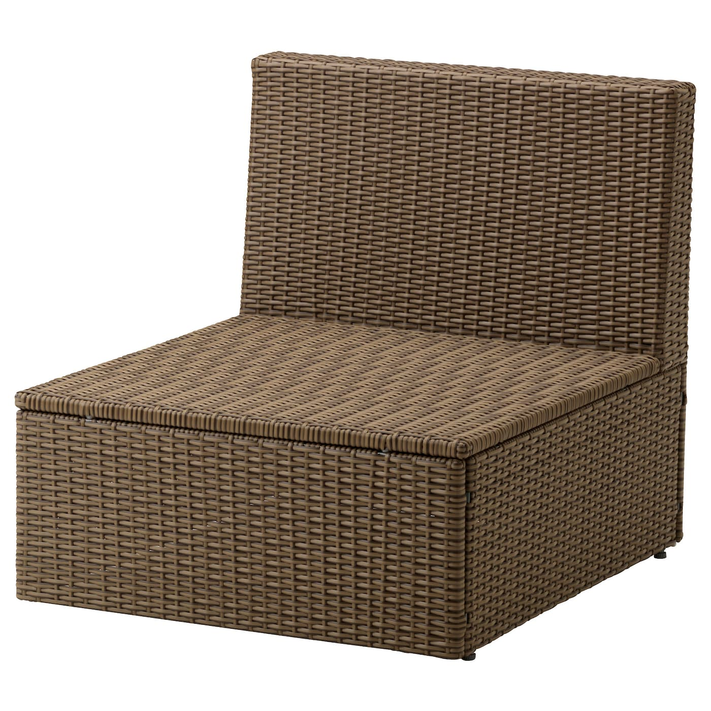 IKEA ARHOLMA one-seat section, outdoor Easy to keep clean – just wipe with a damp cloth.