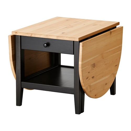 IKEA ARKELSTORP coffee table Solid wood is a durable natural material.