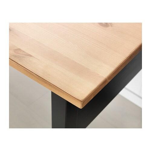 arkelstorp desk black 140x70 cm ikea. Black Bedroom Furniture Sets. Home Design Ideas