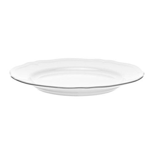 Arv Plate White 28 Cm Ikea