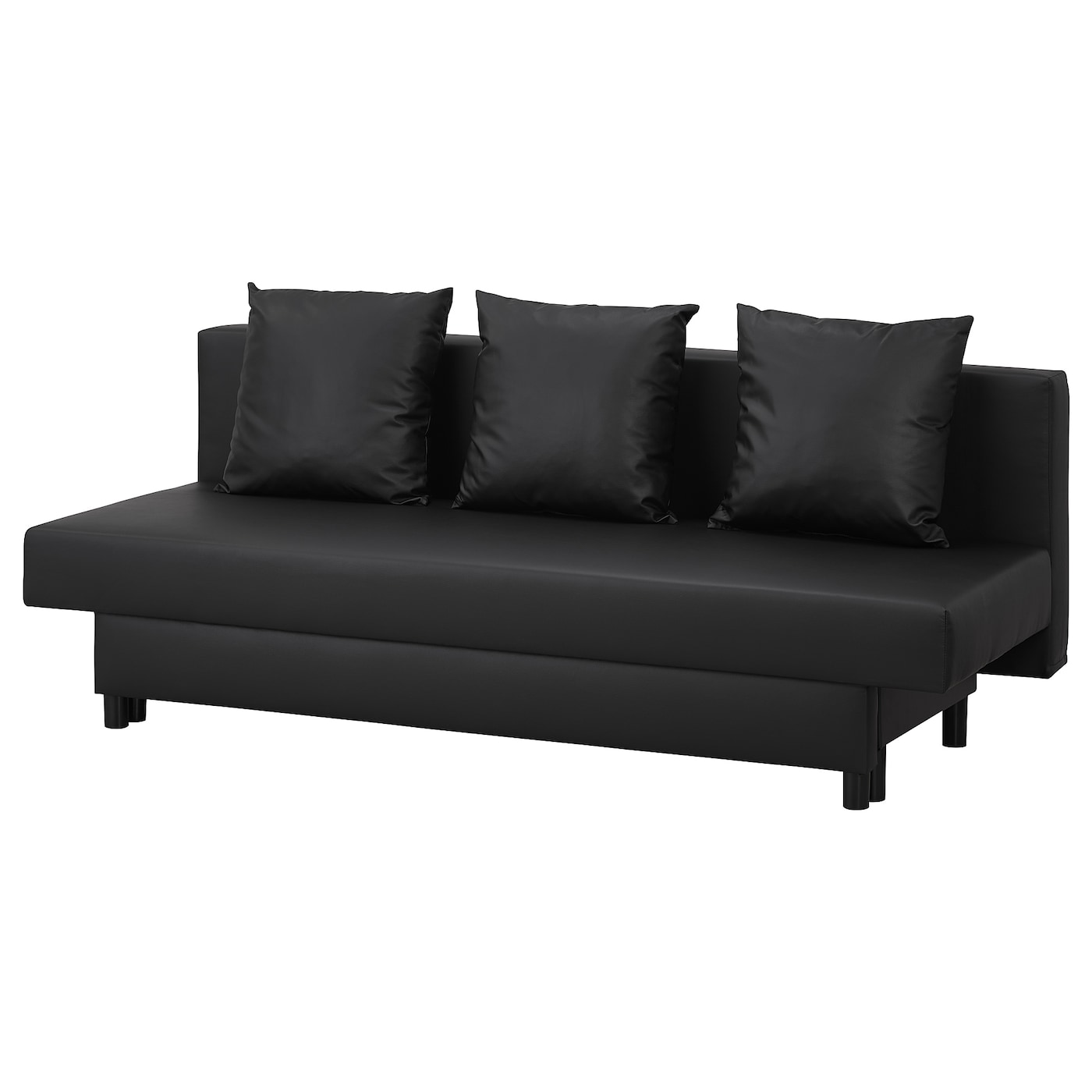 Ikea Asarum 3 Seat Sofa Bed Readily Converts Into A