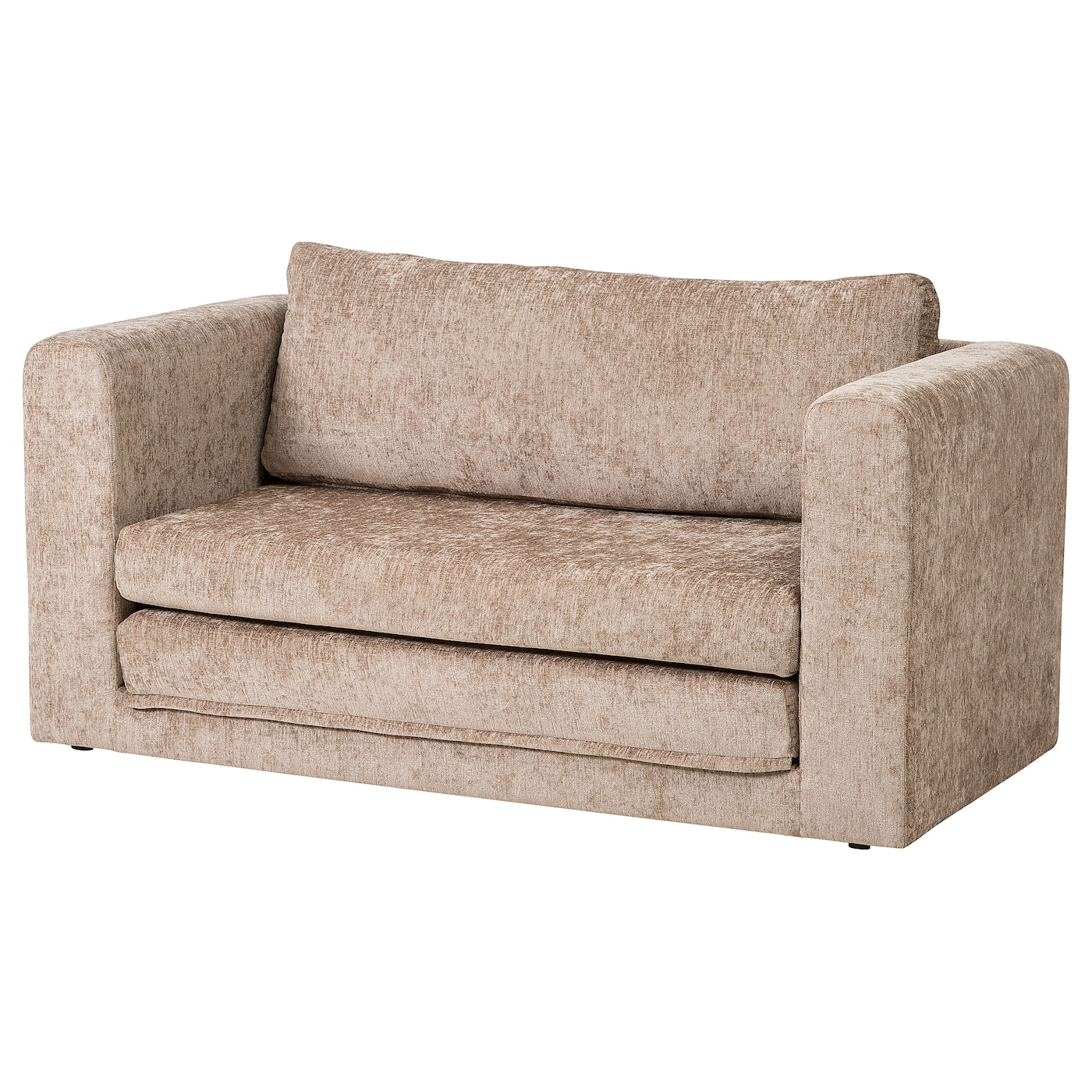 Askeby Beige 2 Seat Sofa Bed Ikea