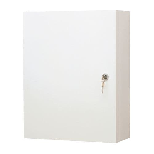 ÄTRAN Lockable cabinet IKEA The cabinet can be wall-mounted with the opening to the right or left.  Lockable.   An extra key is included.