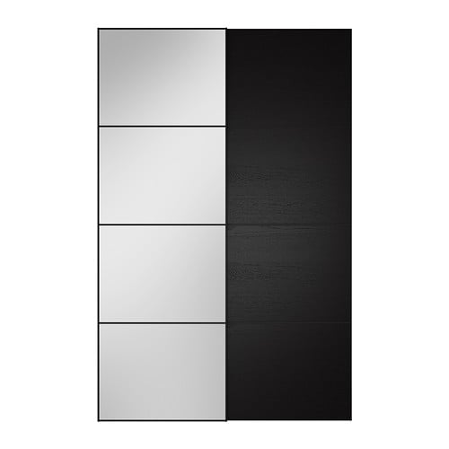 IKEA AULI/ILSENG pair of sliding doors