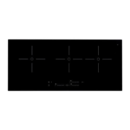 ÄVENTYRLIG Induction hob with bridge function IKEA 5 year guarantee.   Read about the terms in the guarantee brochure.