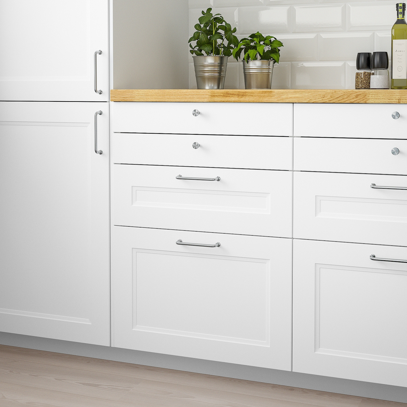 Drawer front, 60x10 cm IKEA