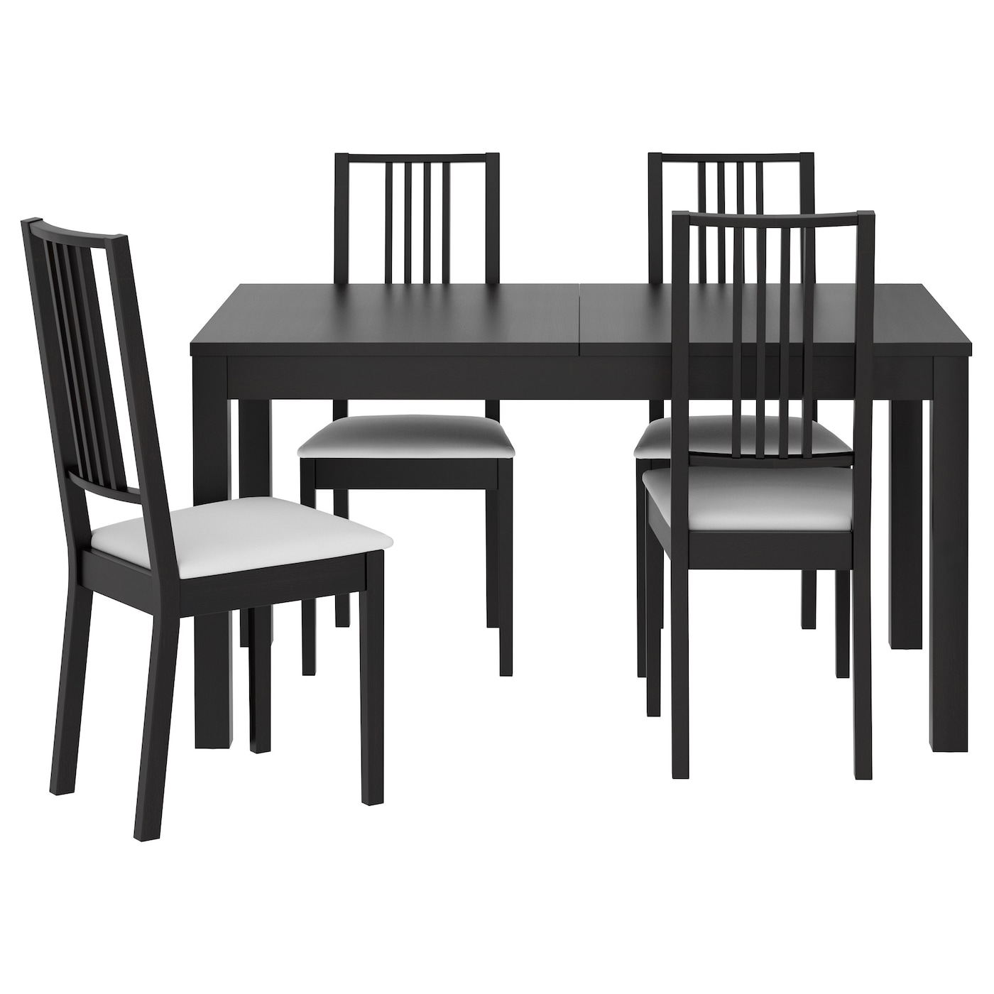Dining Table And Chairs Black Designs ddnspexcelinfo