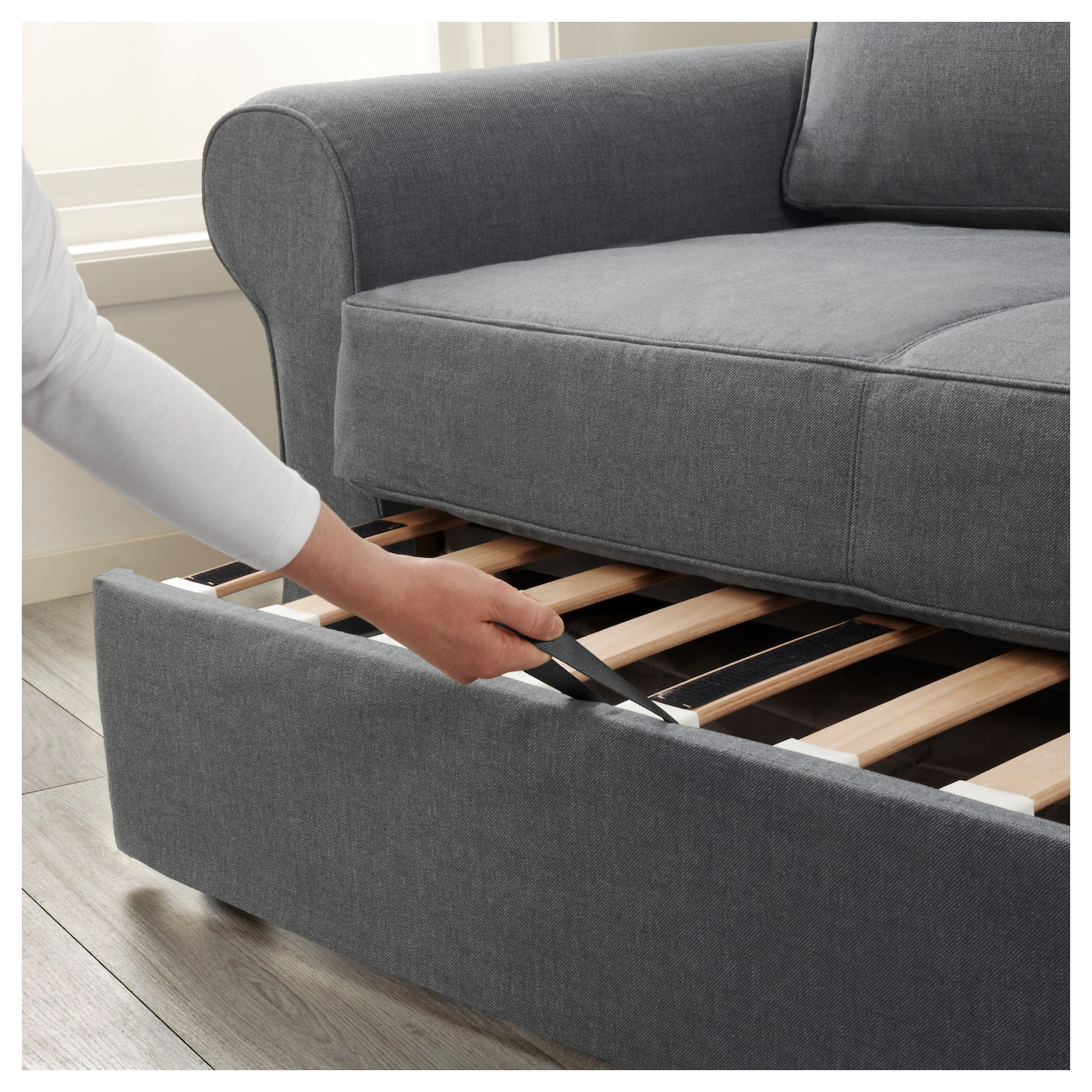 Awesome IKEA BACKABRO Two Seat Sofa Bed