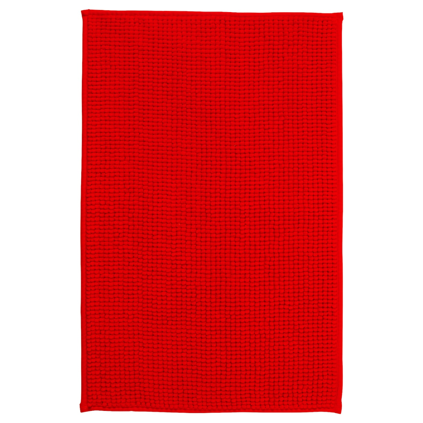 badaren bath mat bright red 40x60 cm ikea. Black Bedroom Furniture Sets. Home Design Ideas
