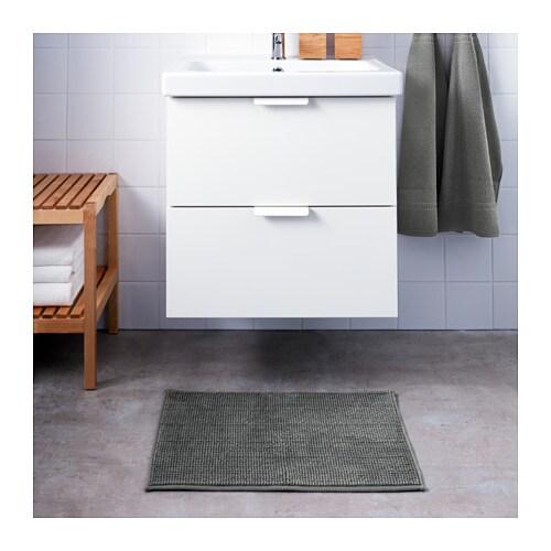 bath mat badaren grey