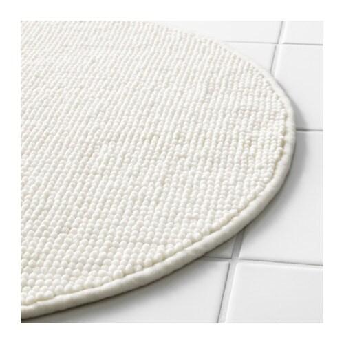 badaren bath mat white 55 cm ikea. Black Bedroom Furniture Sets. Home Design Ideas