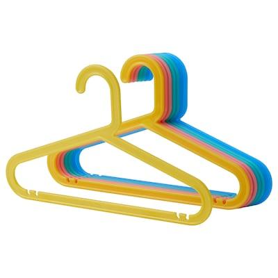 BAGIS Children's coat-hanger, mixed colours