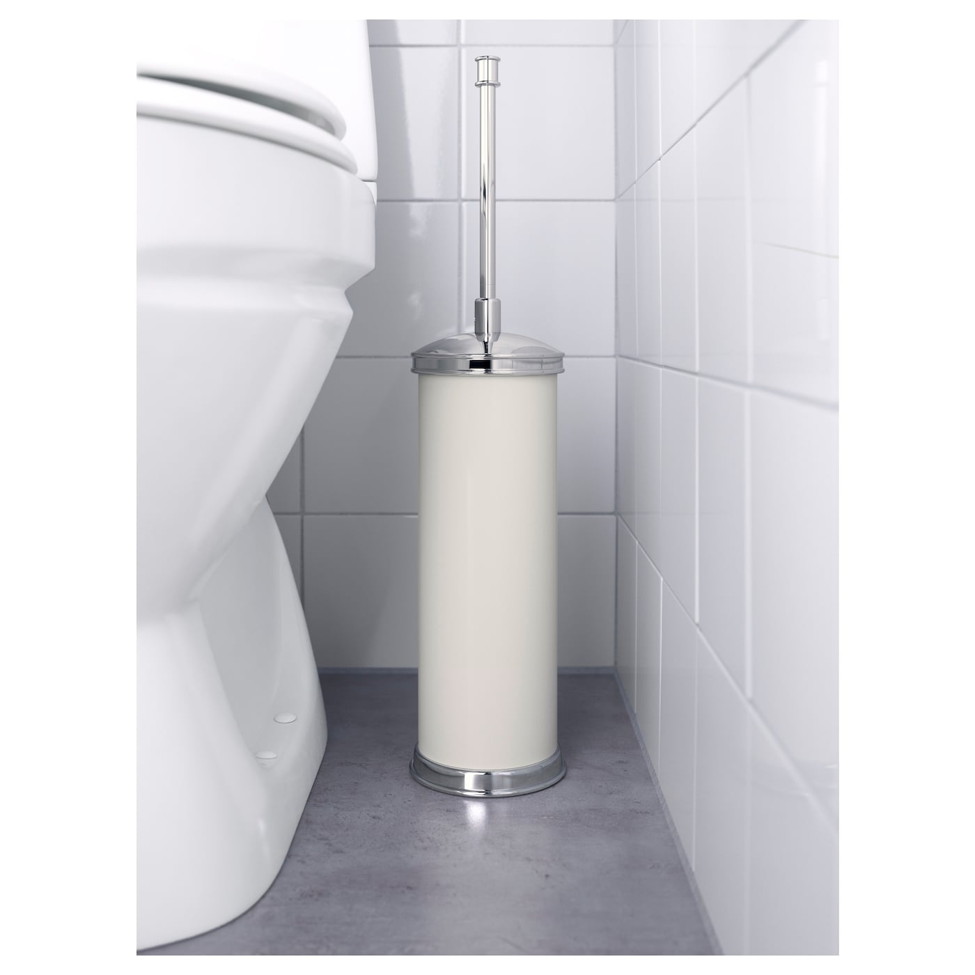 IKEA BALUNGEN toilet brush/holder