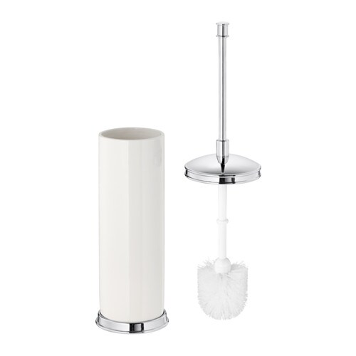 Ikea Balungen Toilet Brush Holder