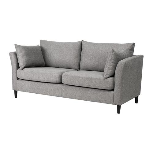 Bankeryd 3 Seat Sofa Grey Ikea