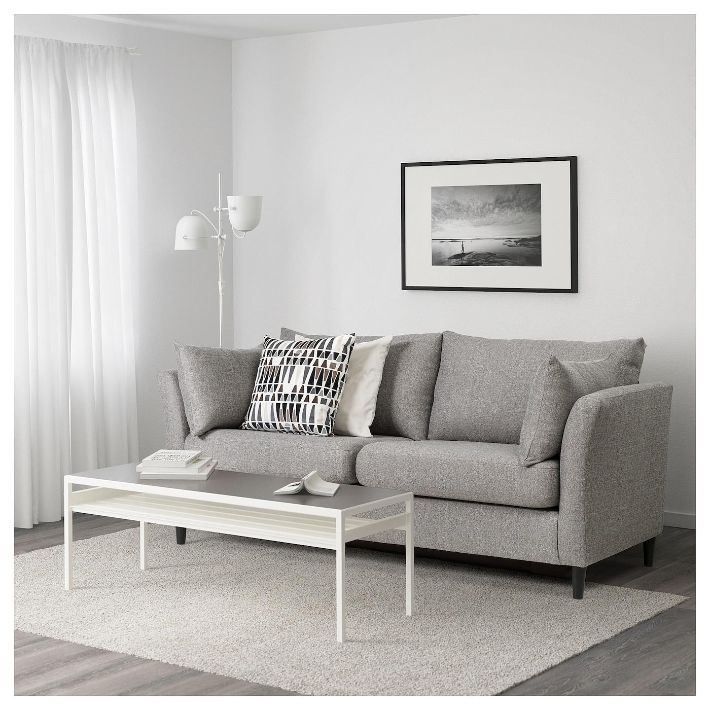 BANKERYD 3-seat sofa Grey - IKEA