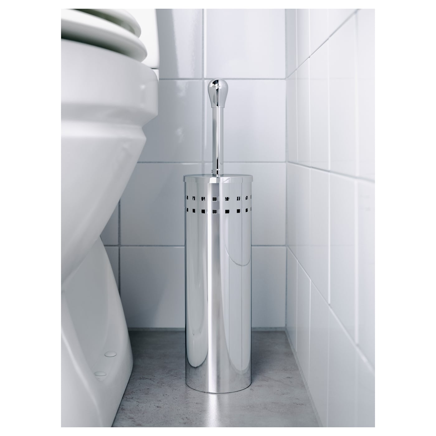 IKEA BAREN toilet brush