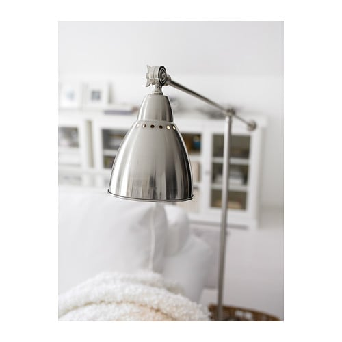Ikea Dudero Floor Lamp Light Bulb ~ IKEA BAROMETER floor reading lamp Provides a directed light that is